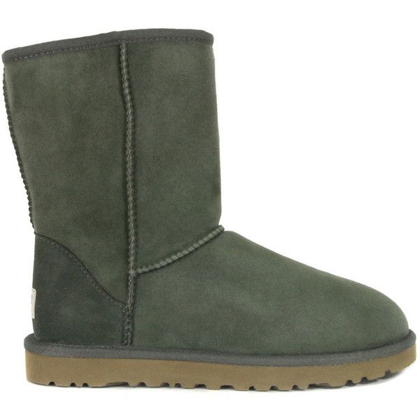 62d15346b15 Ugg Classic Short Nopal Boot ($270) ❤ liked on Polyvore   Polyvore ...