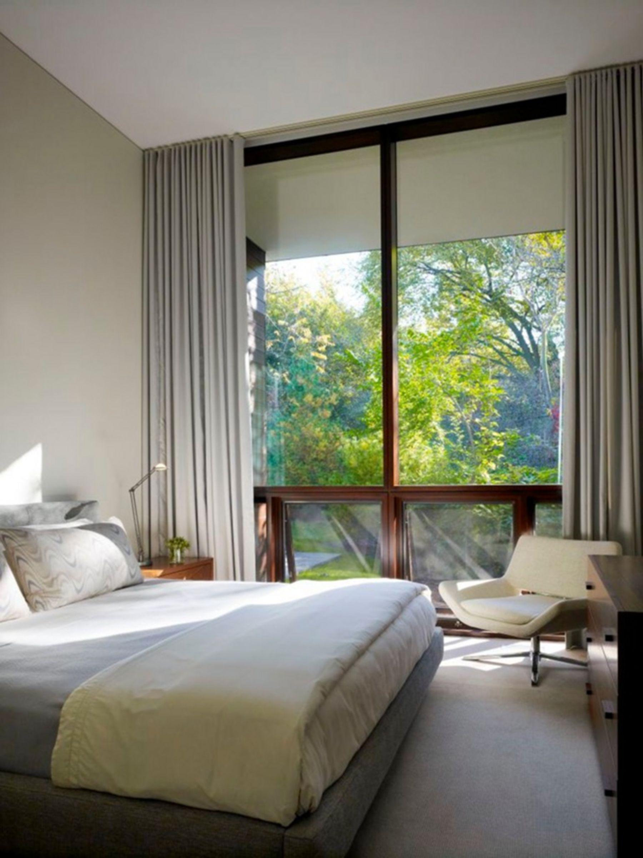 25 Minimalist Bedroom Window Design To Make Your Bedroom Beautiful