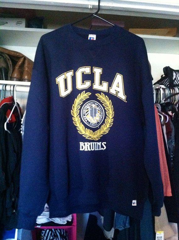 ucla football sweatshirt