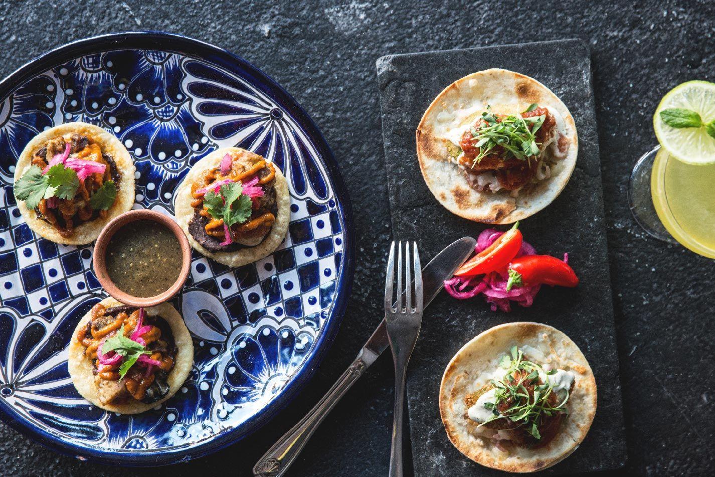 Lolo mexican tapas mission california food avocado