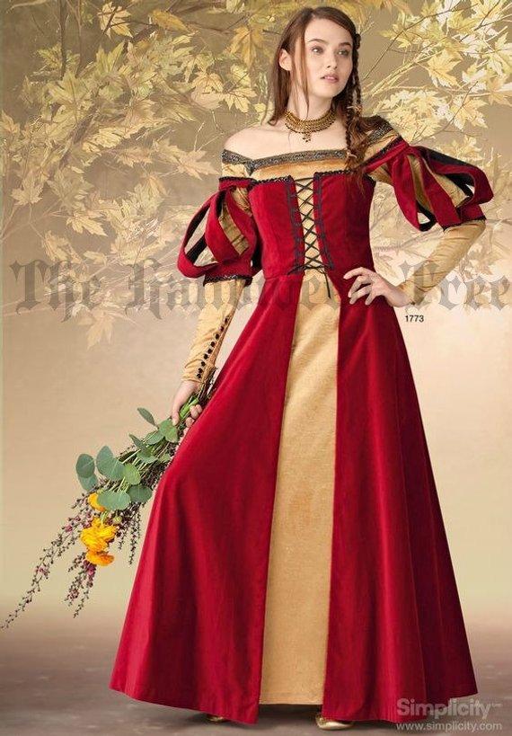 K8511 simplicité Robes sewing patterns Tailles 14-22