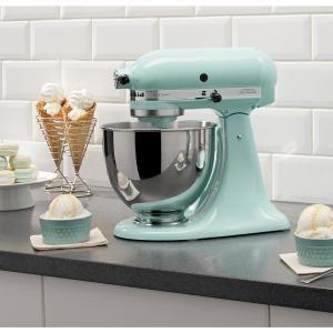Kitchenaid Artisan 5 Qt 10 Speed Ice Blue Stand Mixer