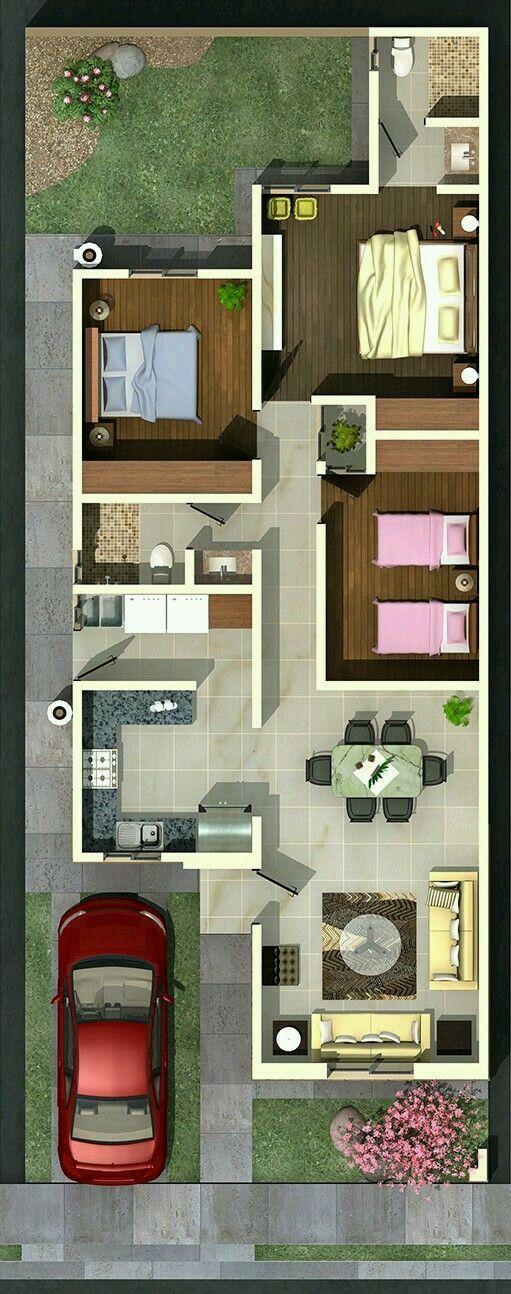 Mi casa Small House PlansDream Mi