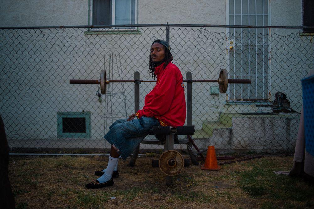 Mira el lado íntimo de Los Angeles con las fotos de Isaac Bauman
