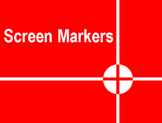 New 9 5 2017 Screen Markers 2 43 Create Marker Lines On Your Screen To Help Line Things Up Save And Remember Any Number Of Lines Markers Ruler Screen