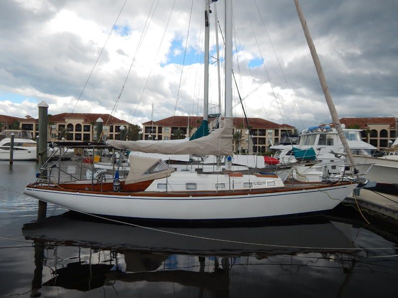 1968 Nautor Swan 36 located in Florida for sale | sailboats