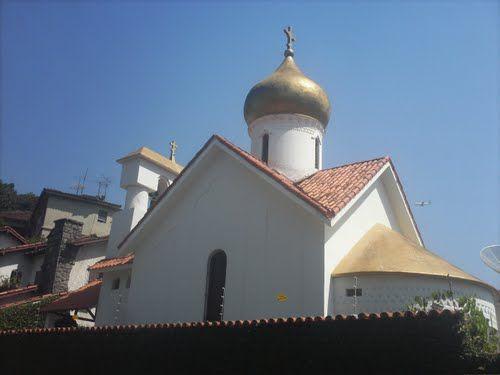 Igreja Ortodoxa Sta Zenaide Rio De Janeiro Rio De Janeiro Igreja Ortodoxa Igreja