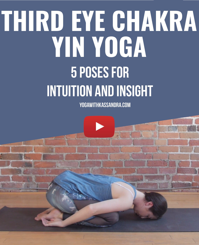 27+ Yin yoga for third eye chakra ideas in 2021