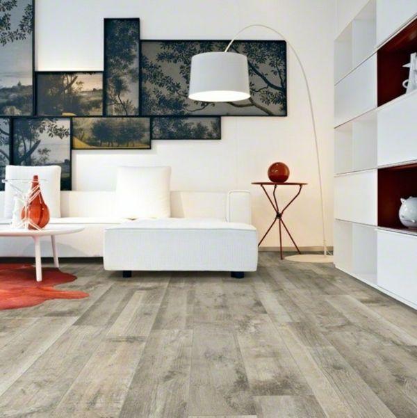 Fliesen mit Holzoptik - coole Beispiele! - Archzine.net | Holzoptik ...