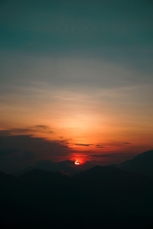 4000x6000 Wallpaper Sunset Sky Sun Clouds Sunset Wallpaper Scenery Wallpaper Sky Aesthetic