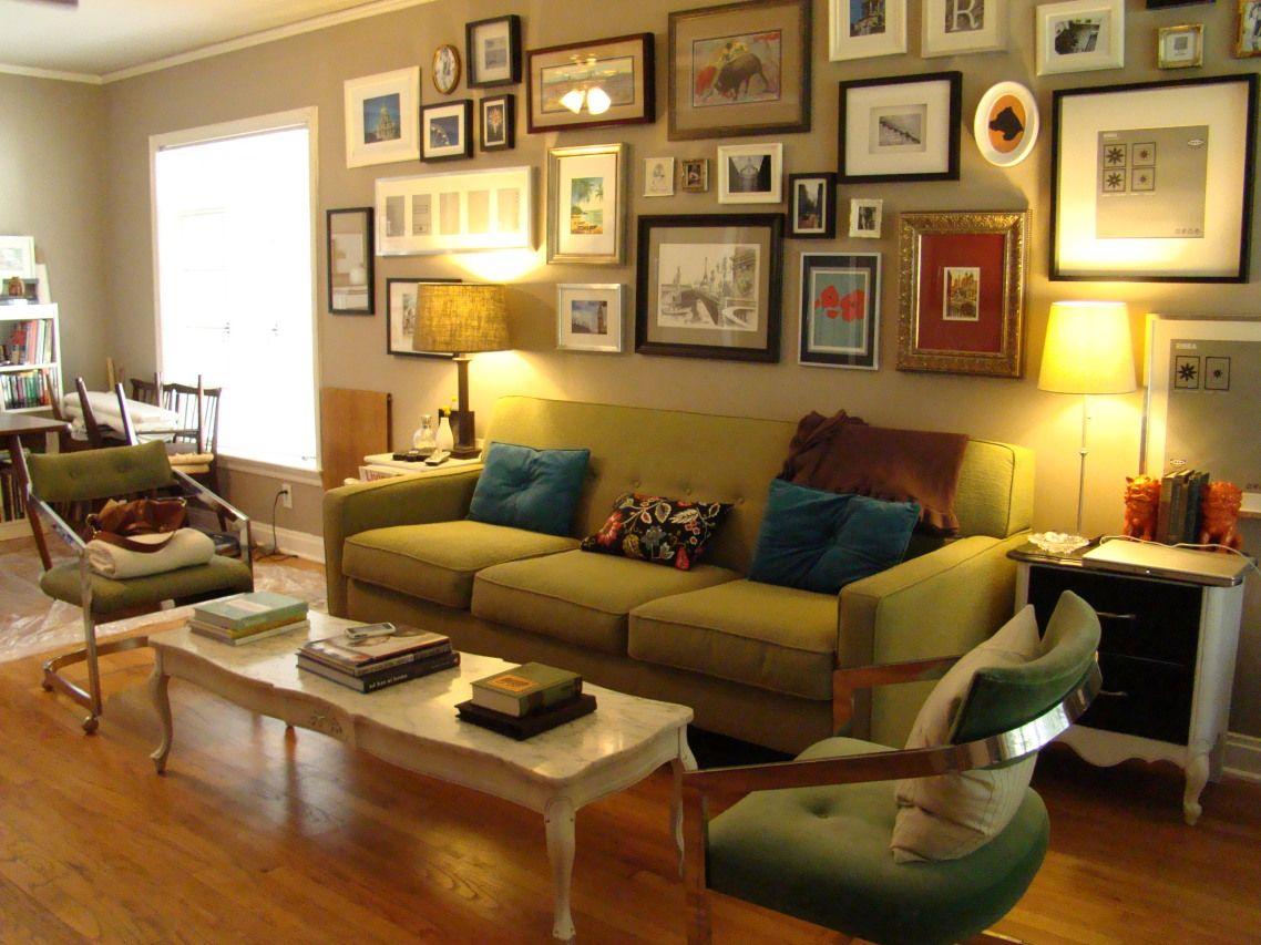 Warm family living room - Room