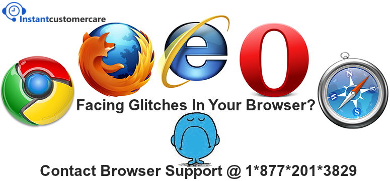 Get technical support at Browser Support Phone Number, 1*877