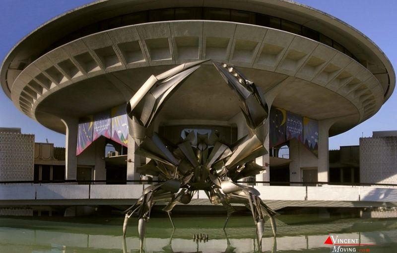 bcplacestadium Vancouver, Space museum