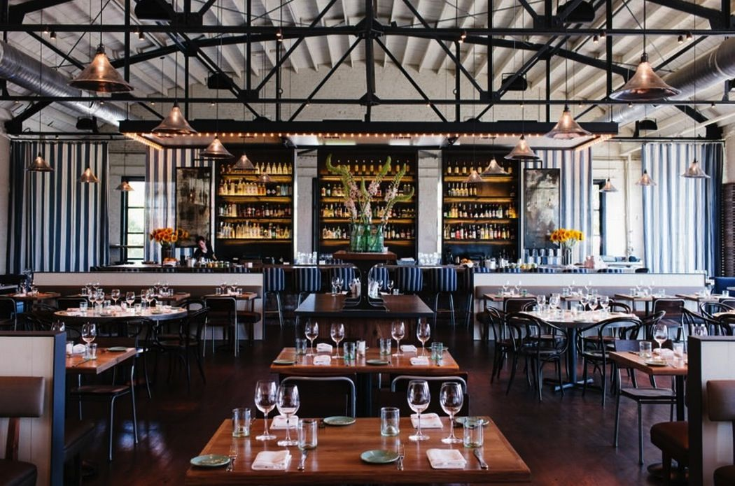 The Optimist Restaurant - Atlanta, GA