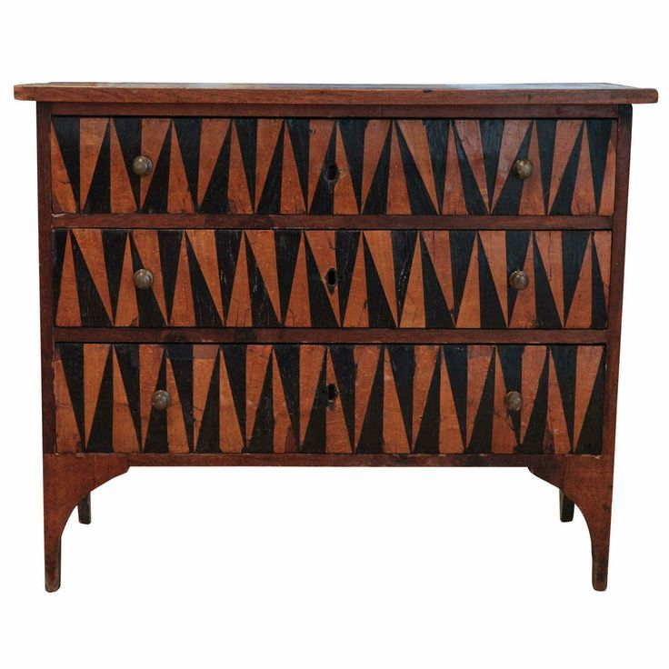 Swedish chest of drawers, 18th century