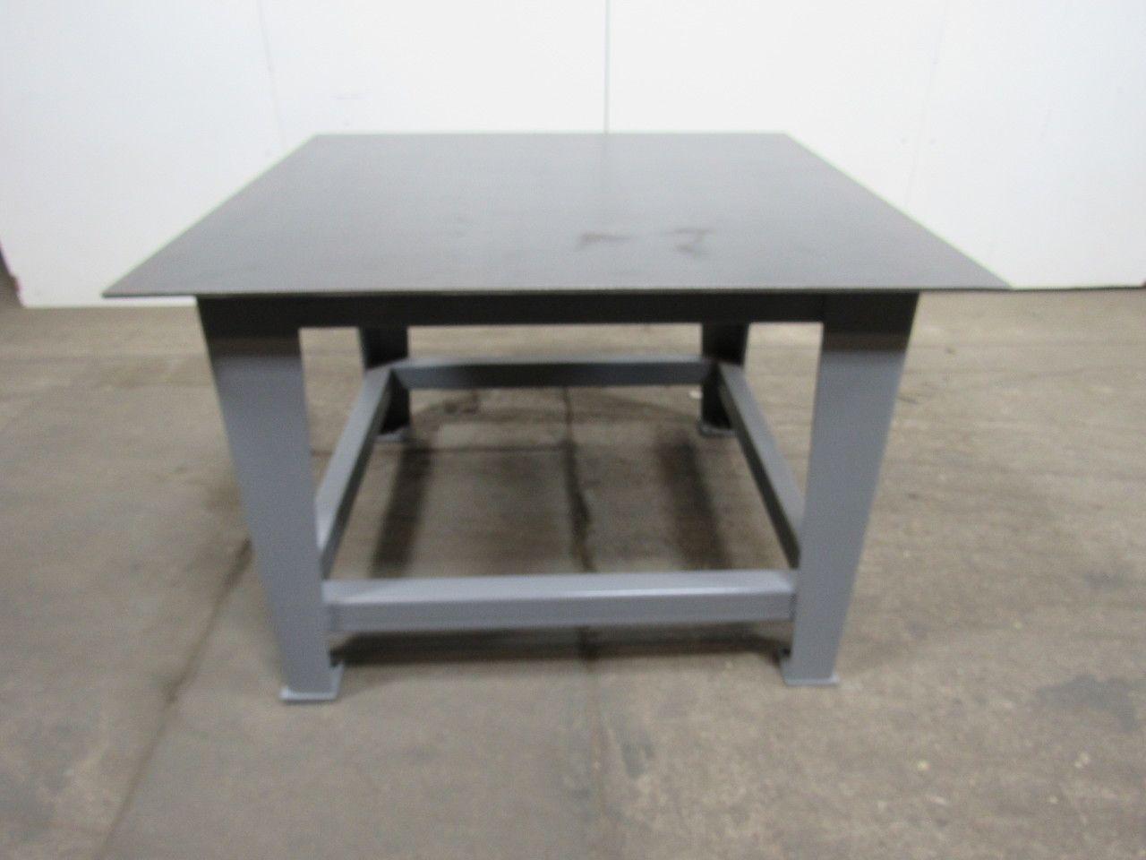 48 X48 X33 Heavy Duty Steel Welding Layout Assembly Work Bench Table New Welding Table Table Table Accessories [ 960 x 1280 Pixel ]