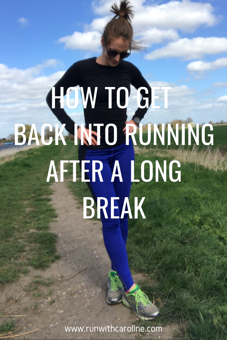 Photo of How to get back into running after a long break
