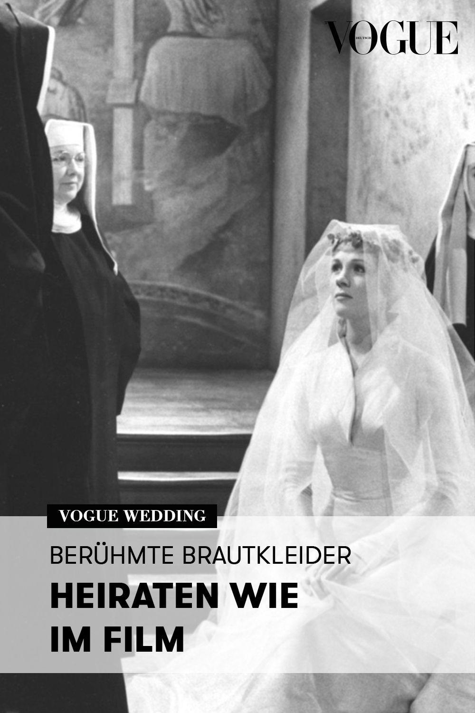 Die Schonsten Brautkleider Die Jemals In Filmen Zu Sehen Waren Schone Brautkleider Brautkleid Schone Hochzeitskleider
