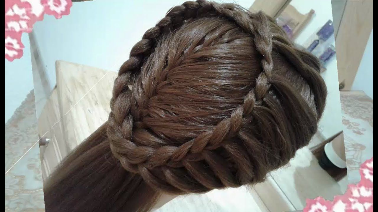 Espectacular peinados rapidos Fotos de consejos de color de pelo - Peinados Recogidos Con Trenzas Faciles De Hacer ...