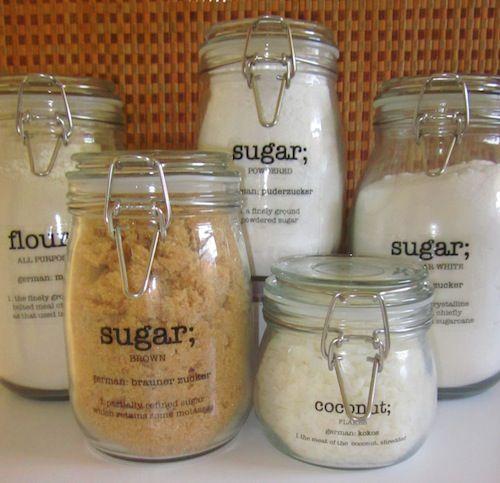 Diy Etiquetas Para Botes De Cristal Jar Diy Jar Labels Diy Labels