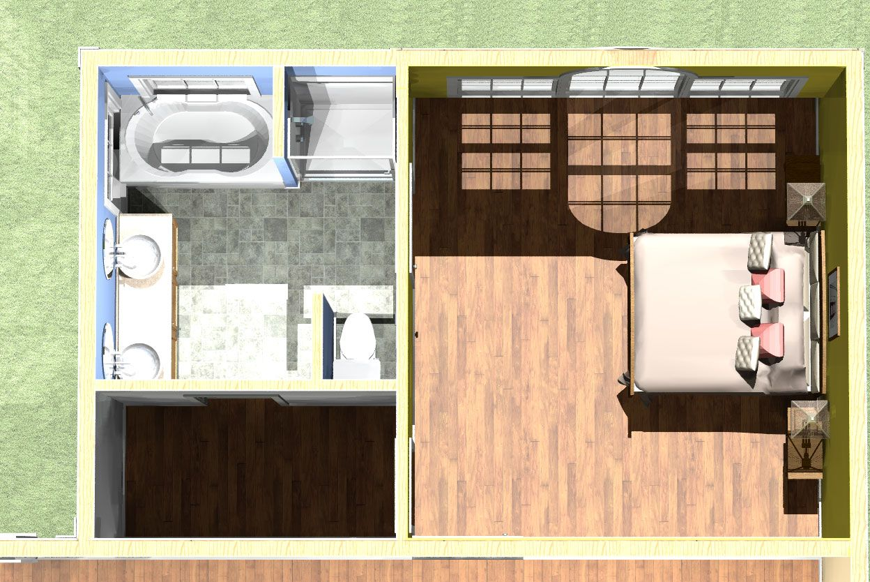 Adding a bathroom cost - House