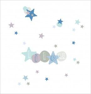 Ambiance déco étoiles pour la chambre des bébés - Ma chambre ...