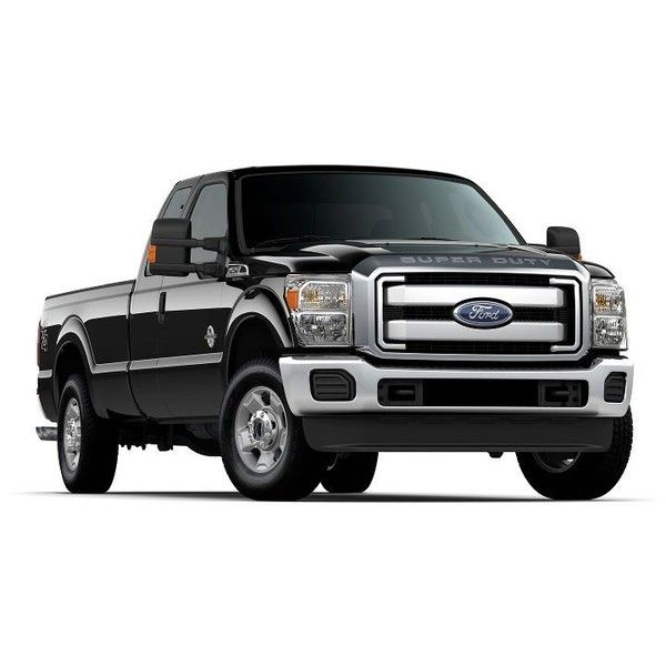 2012 Ford F 250 Super Duty Xlt Liked On Polyvore Ford Pickup Trucks For Sale Vehicles