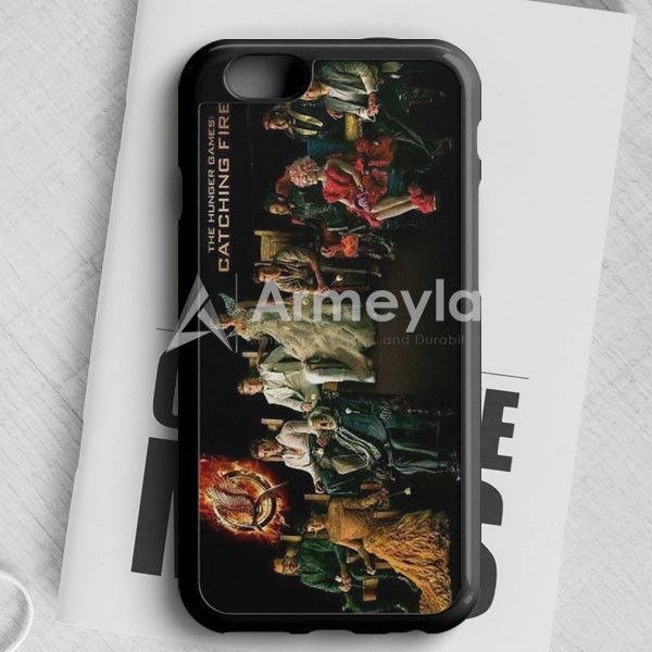 The Hunger Games Catching Fire All Character iPhone 6/6S Case | armeyla.com