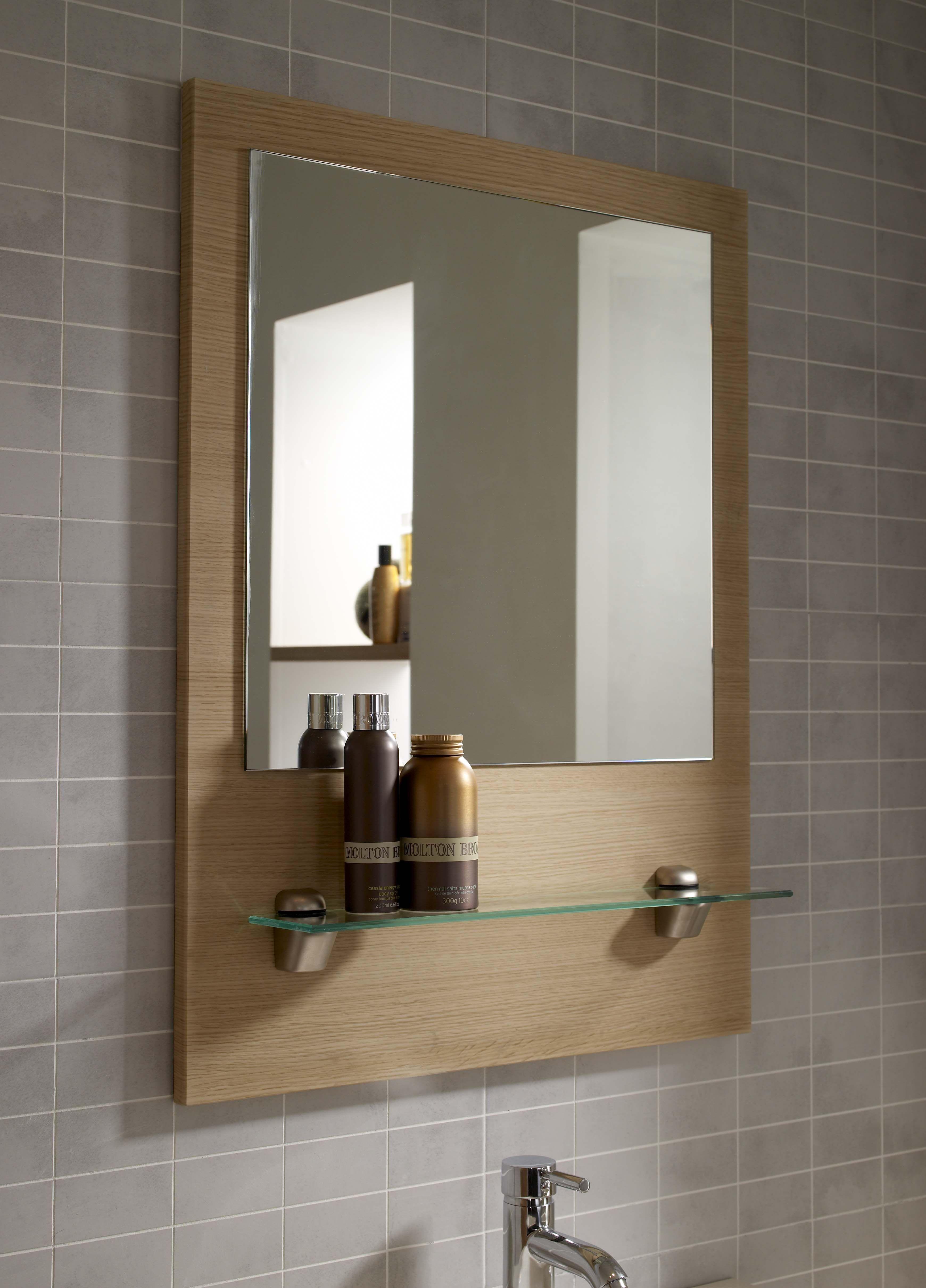 Best Teak Bathroom Furniture For Mirror Framed Wood With Glass Shelf Wood Framed Bathroom Mirrors Industrial Bathroom Mirrors Bathroom Mirror Frame