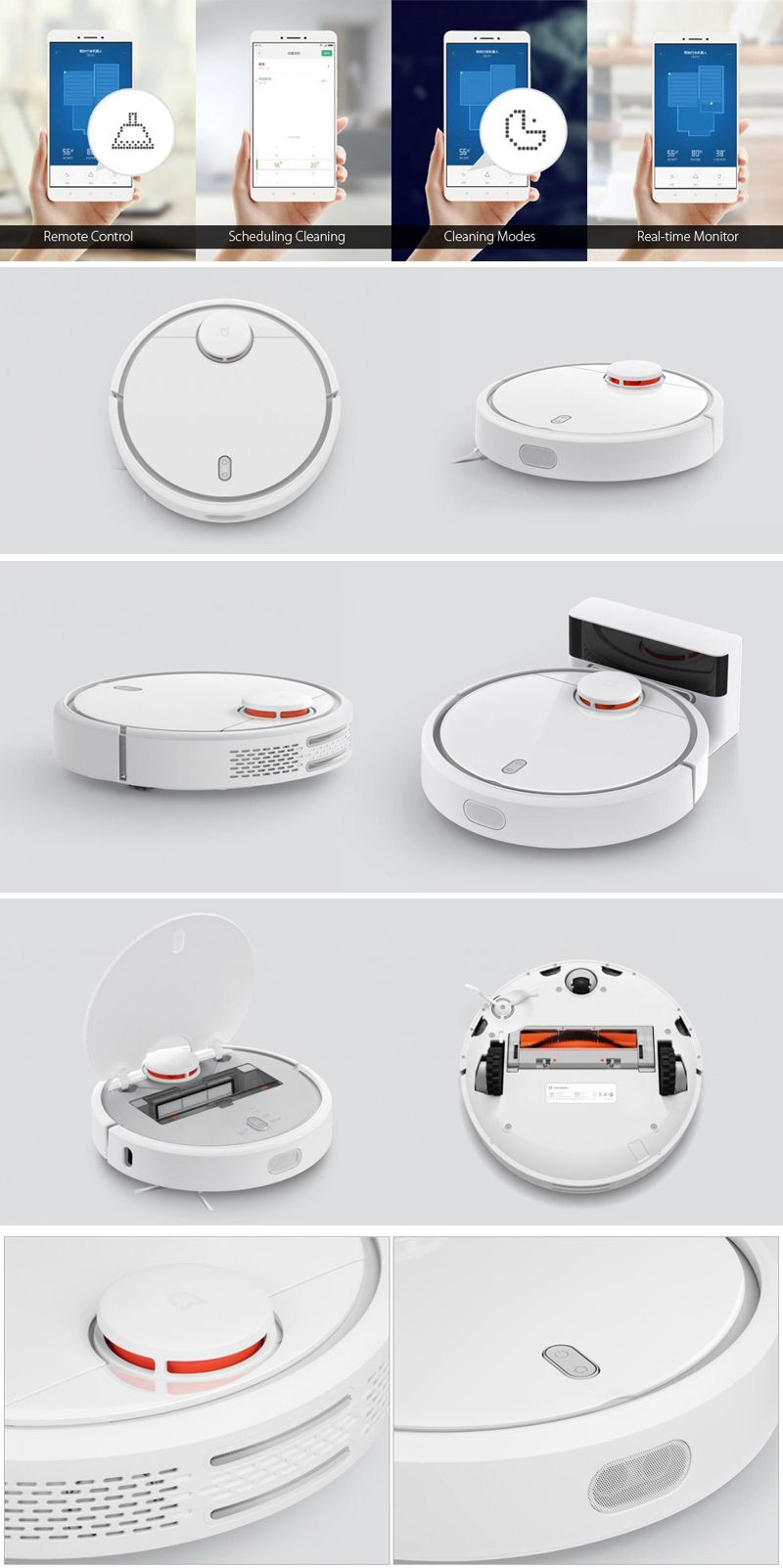 Original Xiaomi Mi Home Smart Robot