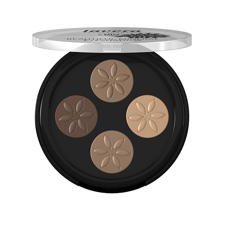 lavera Beautiful Mineral Eyeshadow Quattro ∙ Colour