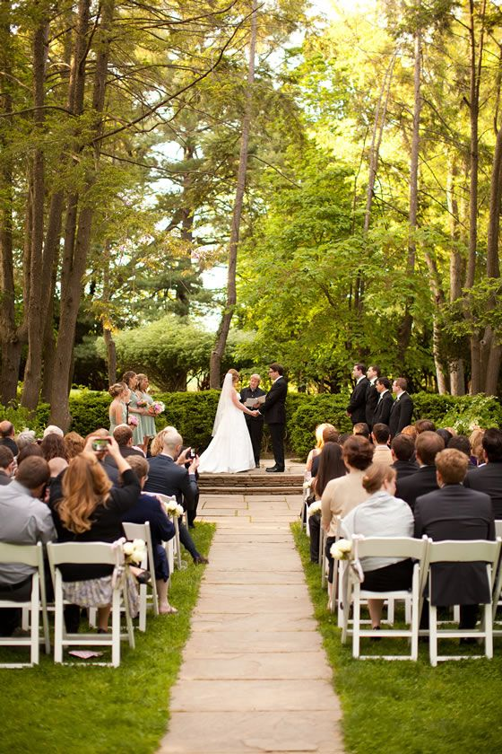 Woodend Sanctuary And Mansion Chevy Chase Wedding Location Dc Metro Area Garden Weddings 20815