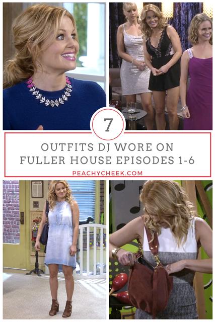 Fuller House Dj S Wardrobe Part I Fuller House Fuller House Dj Dj Clothes