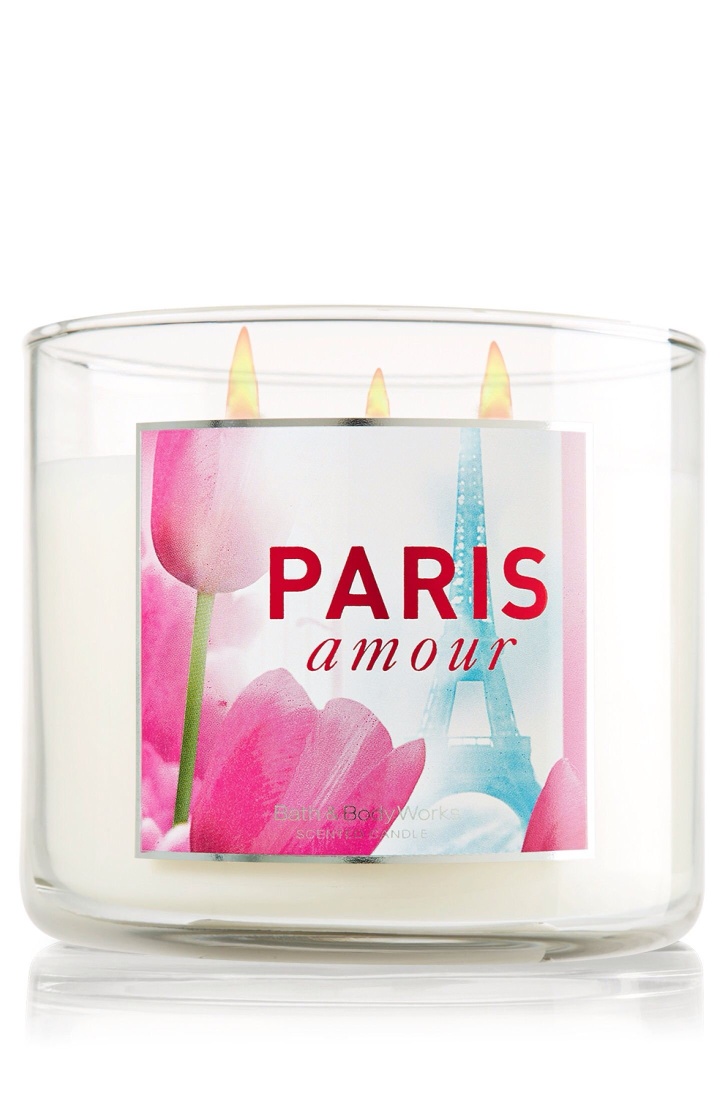 Paris Amour Candle Bath Body Works Candles Bath And Body Bath