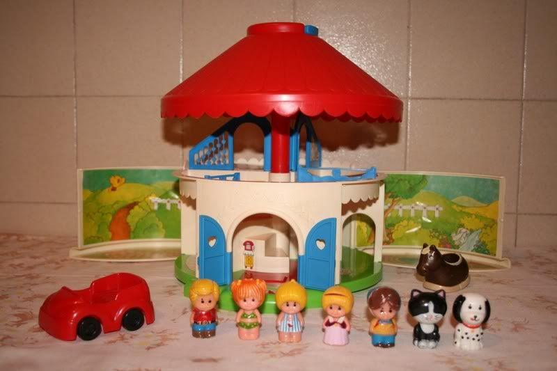 la maison de julie jouets vintage pinterest jouets. Black Bedroom Furniture Sets. Home Design Ideas