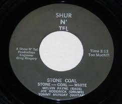 available via Stone Coal White reish through Numero Group