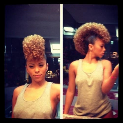 I Can T Style My Short Natural Hair