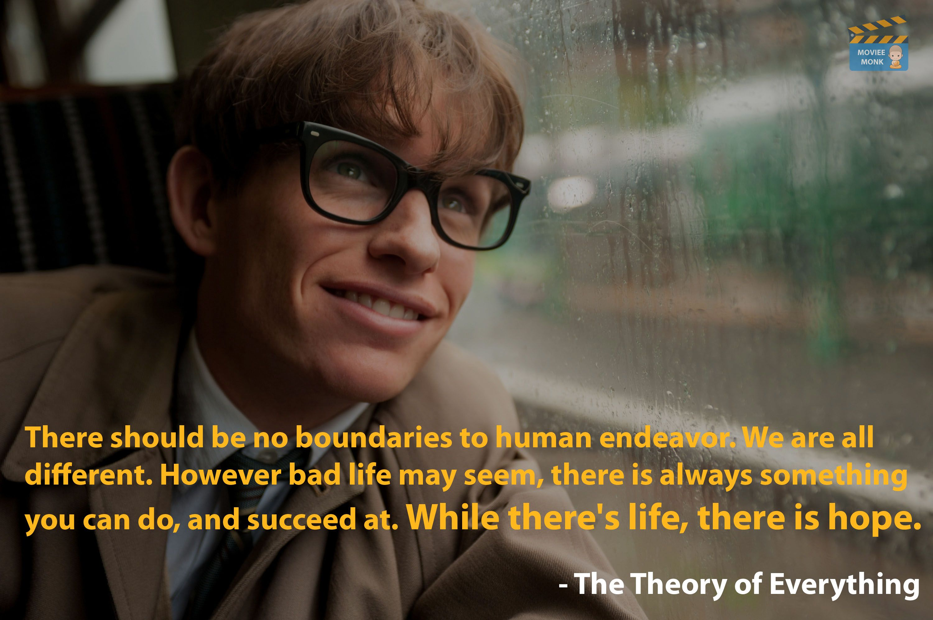 theory of everything quotes Google Search Good life
