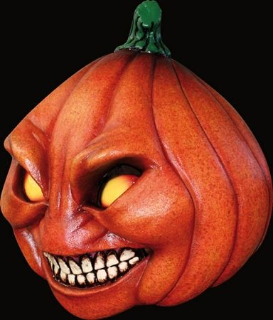 Lord Pumpkin Mask Horror Pumpkin Mask Face Painting Halloween