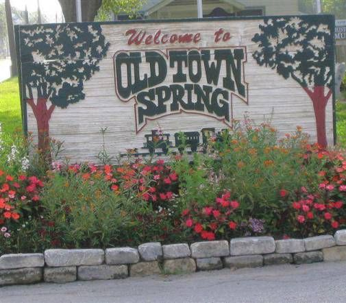 Old Town Spring - Houston Attractions