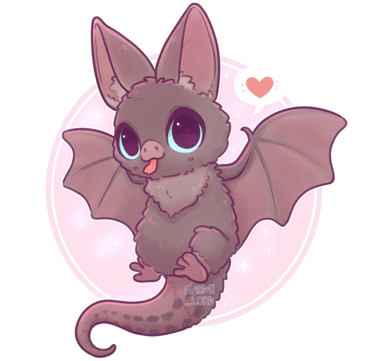 Bat Dragon Cute Animal Drawings Kawaii Cute Dragon Drawing Cute Kawaii Drawings
