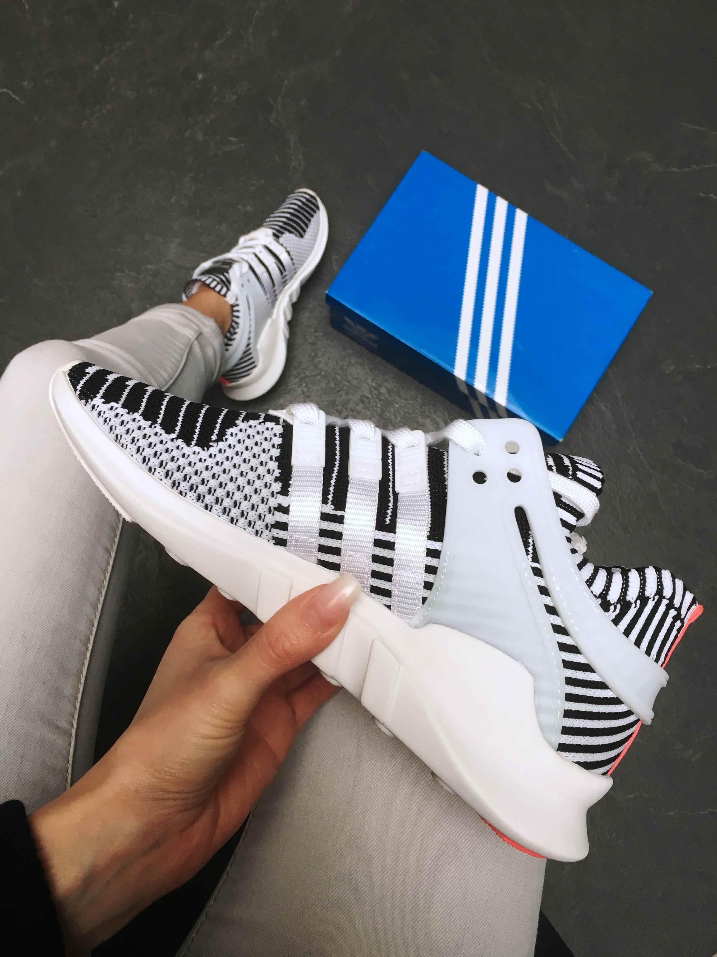 Adidas Originals EQT Support Primeknit Schuhe Damen Solar