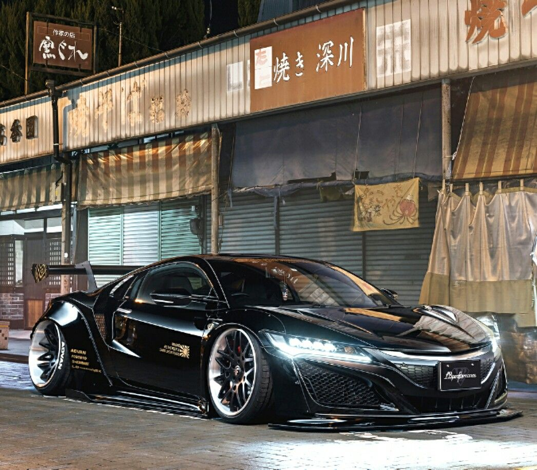 Liberty Walked Acura NSX Z_litwhips