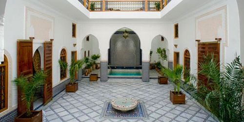 Terms moorish exterior design moorish homes for Moorish homes