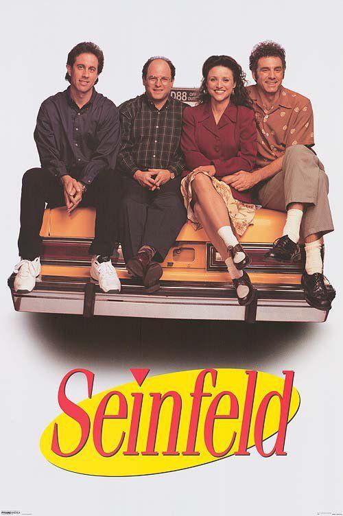 The Inspiration Seinfeld Comedy Tv Book Tv