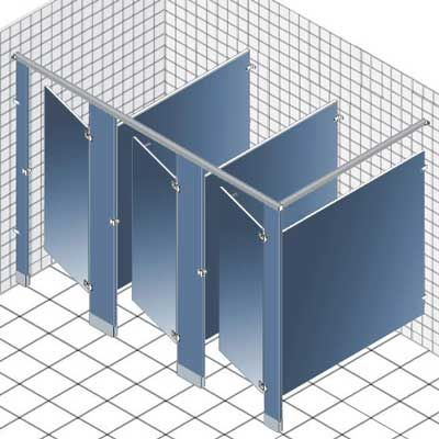 Toilet Partition Dividers Shower Stalls And Urinal And Privacy Screens Bathroom Partitions