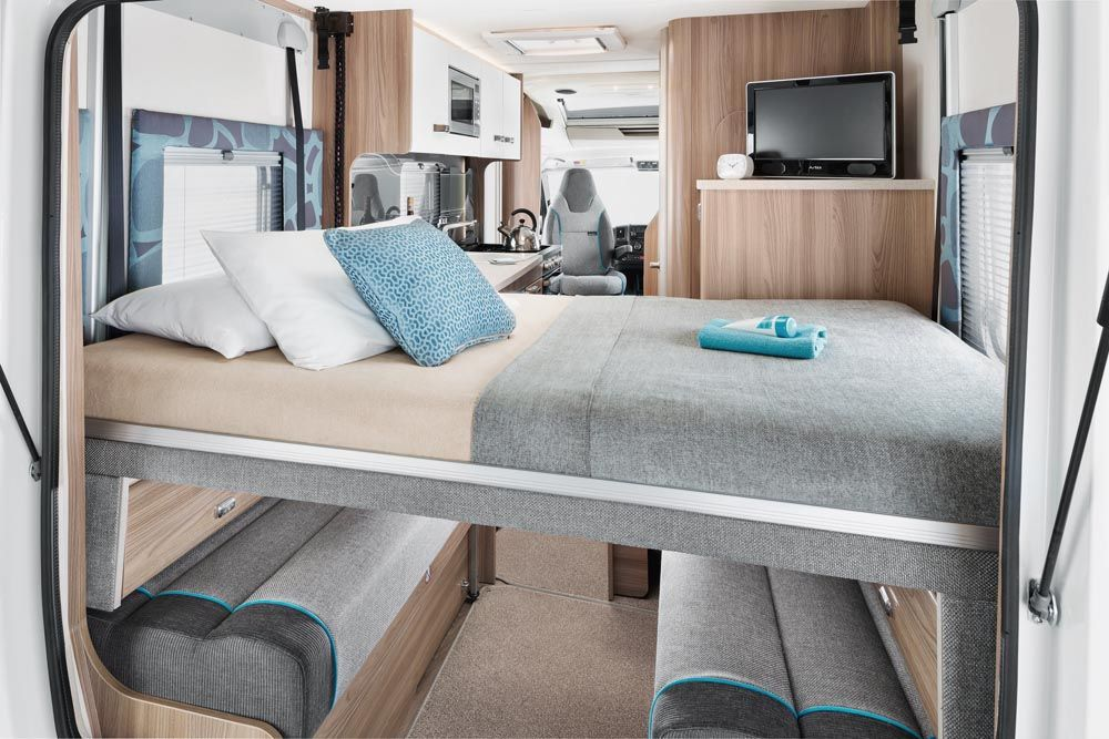 Swift Rio motorhome Gallery Swift Group Beds for sale
