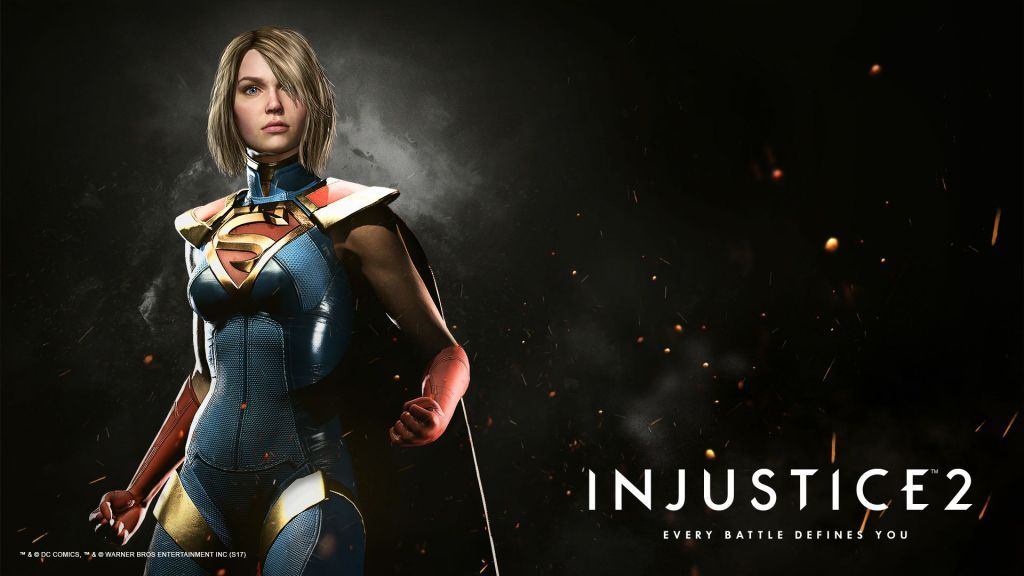 Official Injustice 2 Wallpapers