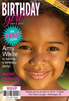 the party issue magazine
