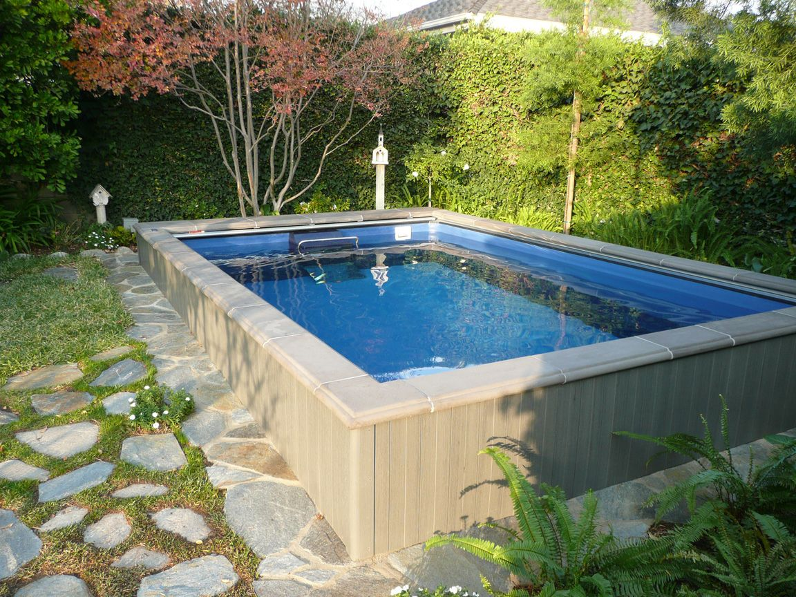 An Endless Pool can fit in virtually any space. Swim at home ...